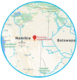 Projet Namibie Solaire